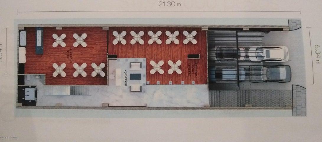 Distrito Federal>Cuauhtémoc>Roma Sur - Venta:4.950.000 Pesos - codigo: 19-1435