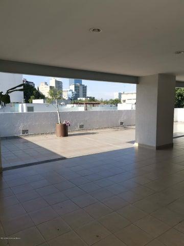 Departamento Distrito Federal>Benito Juárez>Extremadura Insurgentes - Renta:35.000 Pesos - codigo: 19-1429