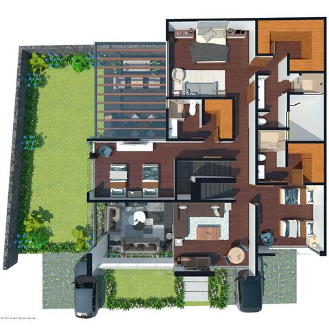 Casa Distrito Federal>Magdalena Contreras>San Jeronimo Lidice - Venta:18.913.800 Pesos - codigo: 19-1490