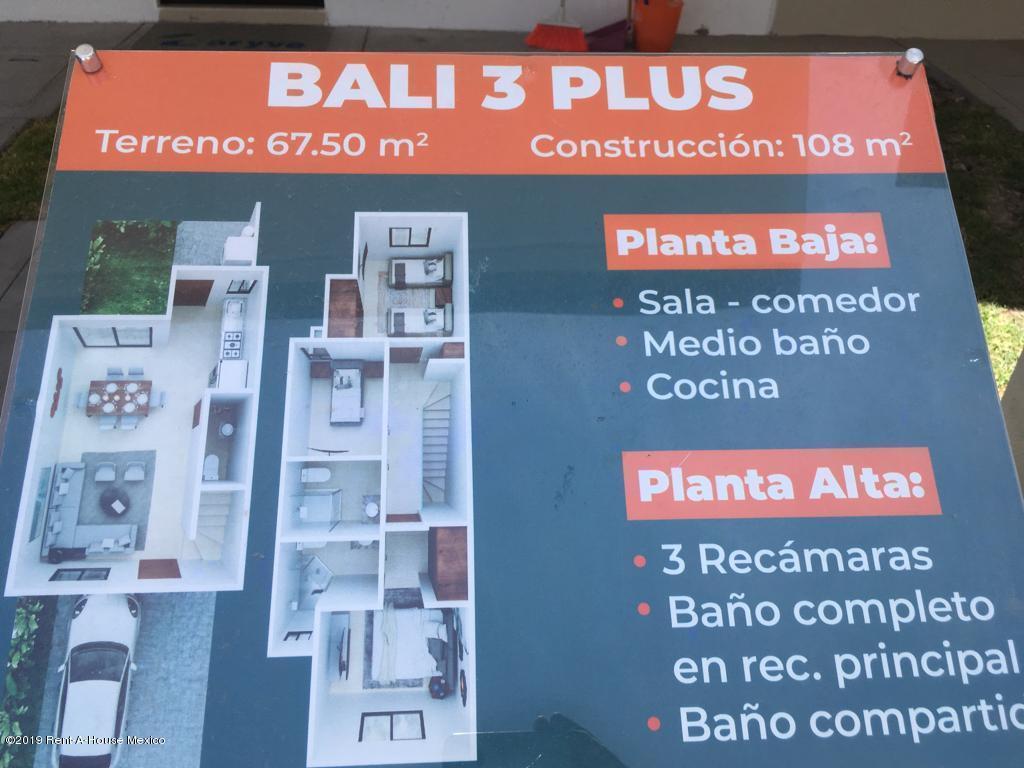 Casa Queretaro>Queretaro>Ciudad Del Sol - Venta:1.250.000 Pesos - codigo: 19-1572