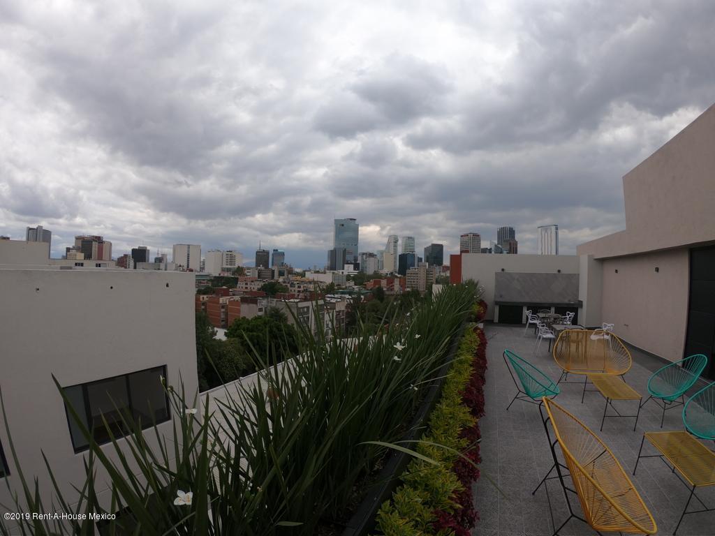 Departamento Distrito Federal>Cuauhtémoc>San Rafael - Renta:17.500 Pesos - codigo: 19-1615