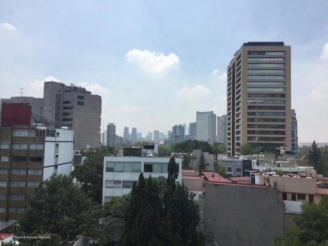 Departamento Distrito Federal>Miguel Hidalgo>Polanco - Renta:50.000 Pesos - codigo: 19-1707