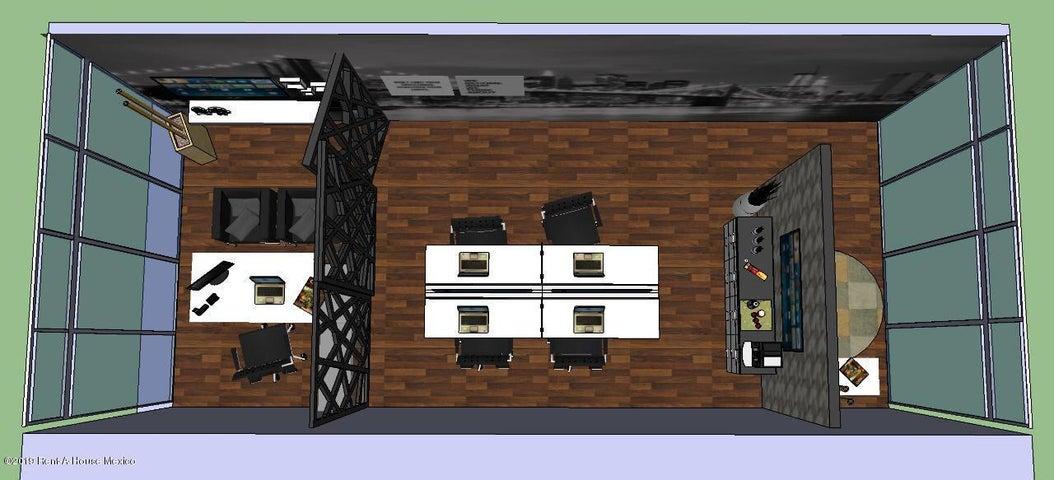 Oficina Queretaro>Queretaro>Centro Sur - Renta:11.000 Pesos - codigo: 19-1720