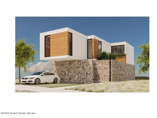 Casa Queretaro>Corregidora>Canadas del Arroyo - Venta:2.499.000 Pesos - codigo: 19-1754