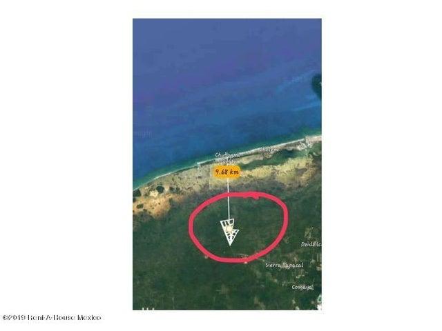 Terreno Yucatan>Merida>Chuburna Puerto - Venta:246.400 Pesos - codigo: 19-1776