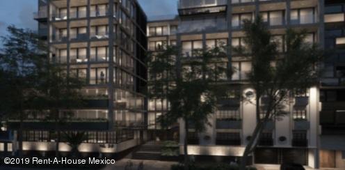 Departamento Distrito Federal>Cuauhtémoc>Hipodromo Condesa - Venta:16.800.000 Pesos - codigo: 19-1789