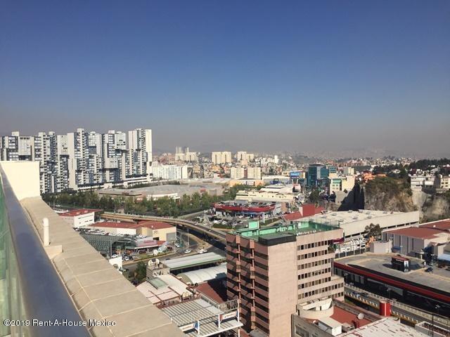Departamento Estado de Mexico>Huixquilucan>Interlomas - Renta:15.000 Pesos - codigo: 19-1810