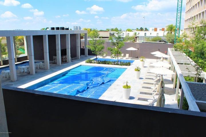 Departamento Queretaro>Queretaro>Santa Fe de Juriquilla - Renta:22.500 Pesos - codigo: 19-20