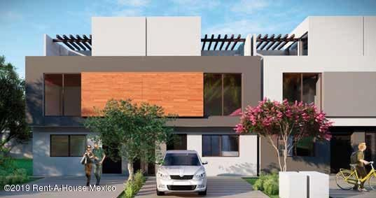 Casa Queretaro>El Marques>Zakia - Venta:1.854.289 Pesos - codigo: 19-1890
