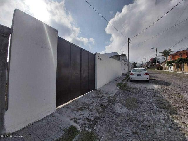 Terreno Queretaro>Queretaro>Cimatario - Venta:1.300.000 Pesos - codigo: 19-1928