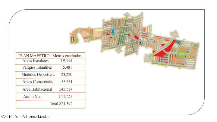 Departamento Queretaro>El Marques>Rincones del Marques - Venta:605.000 Pesos - codigo: 19-2157