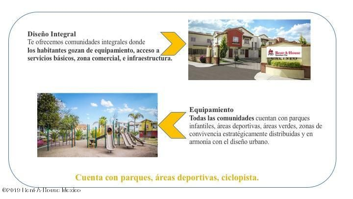 Casa Queretaro>El Marques>Rincones del Marques - Venta:1.129.000 Pesos - codigo: 19-2169
