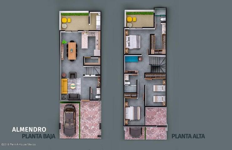 Casa Queretaro>El Marques>Zakia - Venta:2.530.000 Pesos - codigo: 19-2320