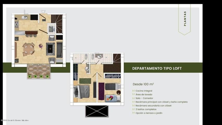 Departamento Queretaro>Queretaro>Juriquilla - Renta:16.500 Pesos - codigo: 20-4