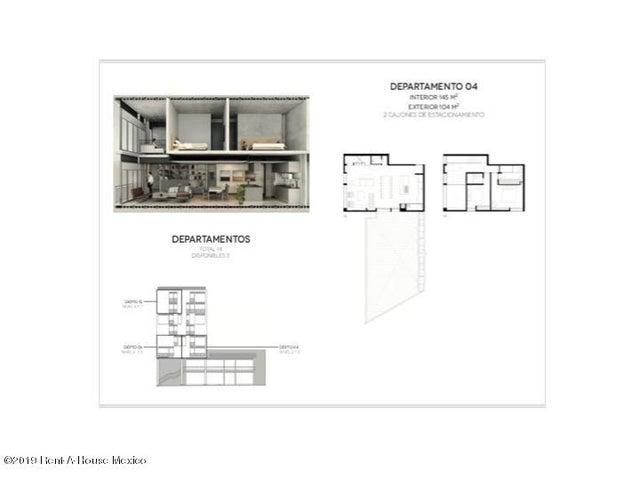 Departamento Queretaro>Queretaro>Centro - Venta:6.150.000 Pesos - codigo: 20-377