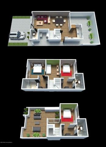 Casa Queretaro>El Marques>Zibata - Venta:3.220.000 Pesos - codigo: 20-731