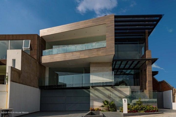 Casa Estado de Mexico>Huixquilucan>Bosque Real - Venta:33.000.000 Pesos - codigo: 20-927