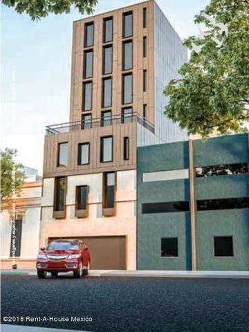 Departamento Distrito Federal>Cuauhtémoc>San Rafael - Venta:3.850.000 Pesos - codigo: 20-974