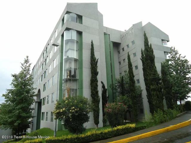 Departamento Distrito Federal>Alvaro Obregón>Lomas de Santa Fe - Venta:4.800.000 Pesos - codigo: 20-981