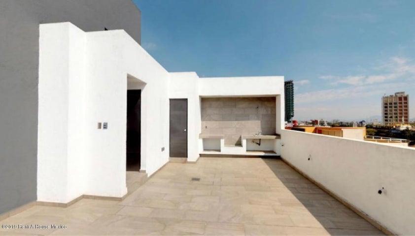 Departamento Distrito Federal>Benito Juárez>Nápoles - Venta:6.200.000 Pesos - codigo: 20-1001