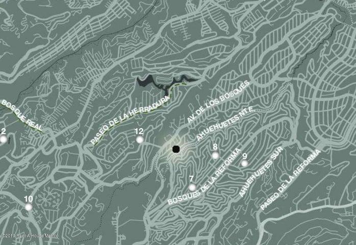 Departamento Distrito Federal>Cuajimalpa de Morelos>Bosques de las Lomas - Venta:18.300.000 Pesos - codigo: 20-1248
