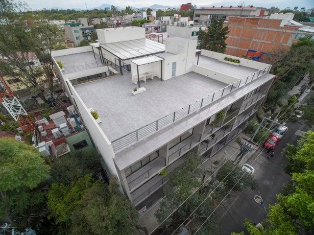 Departamento Distrito Federal>Benito Juárez>Narvarte - Venta:6.408.160 Pesos - codigo: 20-1300