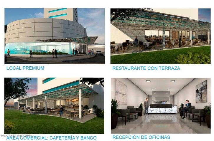 Oficina Queretaro>Queretaro>Valle De Juriquilla - Venta:1.483.049 Pesos - codigo: 20-1347