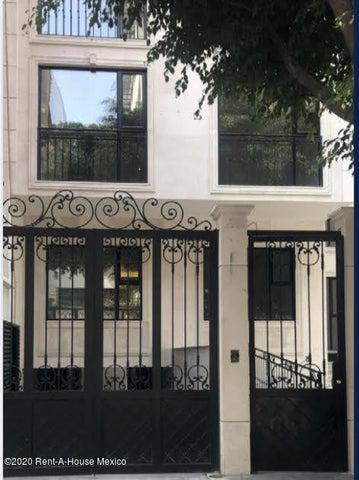 Departamento Distrito Federal>Miguel Hidalgo>Polanco - Venta:18.720.000 Pesos - codigo: 20-1006