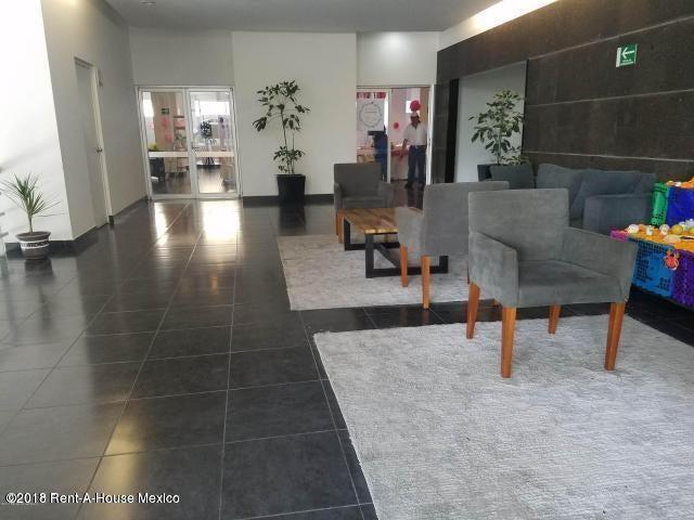 Departamento Distrito Federal>Miguel Hidalgo>Argentina Poniente - Renta:16.000 Pesos - codigo: 20-1569