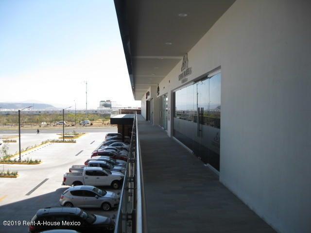 Oficina Queretaro>Queretaro>Santa Fe de Juriquilla - Renta:229.970 Pesos - codigo: 20-1768
