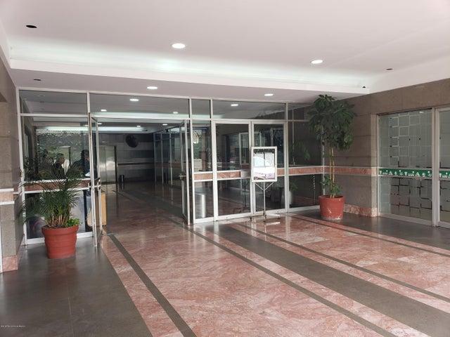 Oficina Distrito Federal>Miguel Hidalgo>Argentina Poniente - Renta:237.600 Pesos - codigo: 20-2117