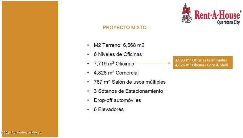 Local Comercial Queretaro>Queretaro>Alamos 3era Seccion - Renta:31.187 Pesos - codigo: 20-2185