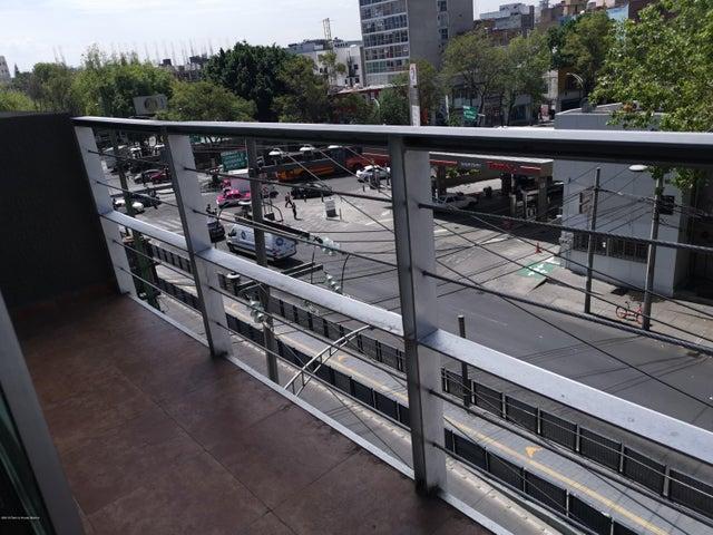 Departamento Distrito Federal>Cuauhtémoc>Hipodromo Condesa - Venta:6.700.000 Pesos - codigo: 20-2220