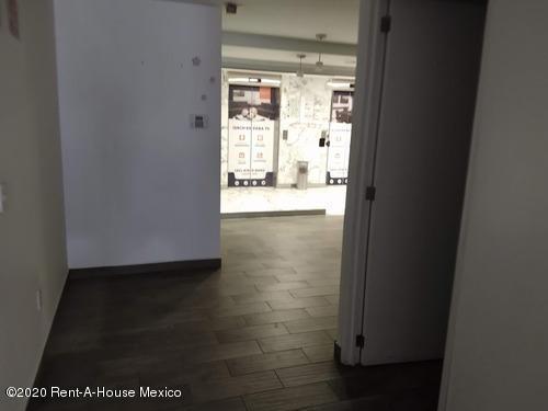 Oficina Estado de Mexico>Naucalpan de Juarez>Ciudad Satelite - Renta:27.000 Pesos - codigo: 20-2347