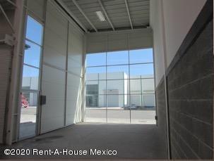 Nave Industrial Queretaro>El Marques>Colorado - Venta:4.500.000 Pesos - codigo: 20-2407