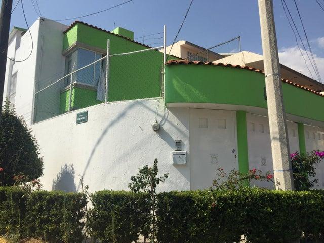 Casa Estado de Mexico>Tlalnepantla de Baz>Fracc Jardines de Bellavista - Venta:5.500.000 Pesos - codigo: 20-2433