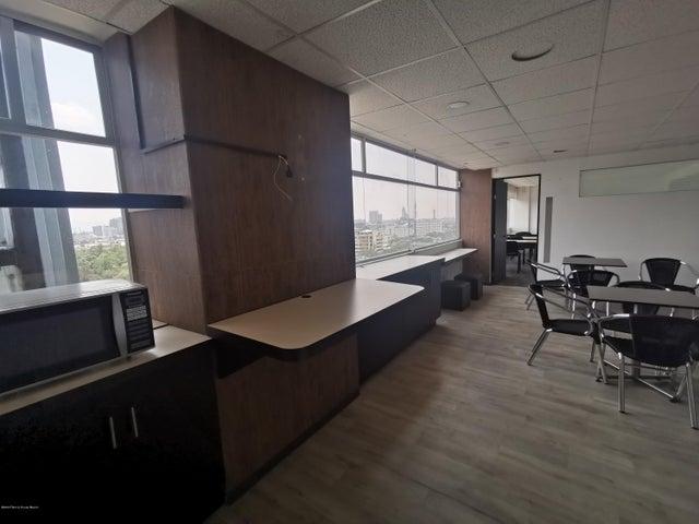 Oficina Distrito Federal>Cuauhtémoc>Roma Norte - Renta:105.000 Pesos - codigo: 20-2445