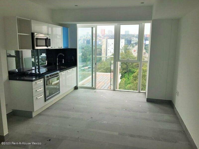 Departamento Distrito Federal>Cuajimalpa de Morelos>Santa Fe Cuajimalpa - Renta:26.000 Pesos - codigo: 20-2455