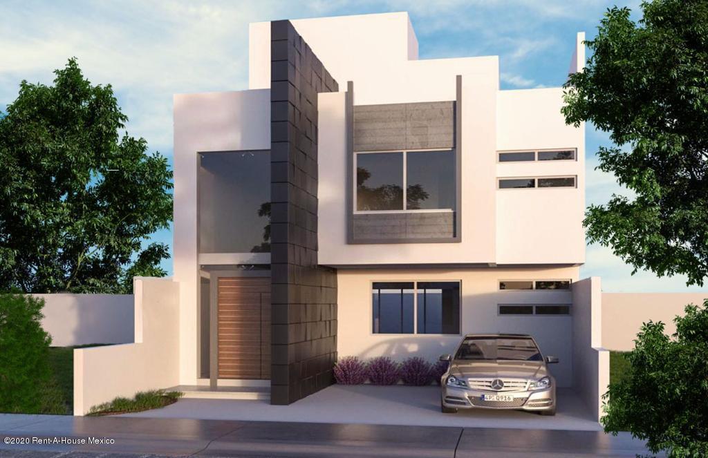 Casa Queretaro>El Marques>Zibata - Venta:3.650.000 Pesos - codigo: 20-2456