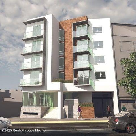 Departamento Distrito Federal>Iztacalco>Barrio Santiago - Venta:2.972.970 Pesos - codigo: 20-2647