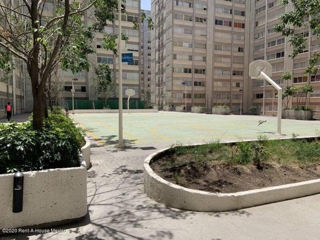 Departamento Distrito Federal>Alvaro Obregón>San Pedro de los Pinos - Renta:15.000 Pesos - codigo: 20-2842