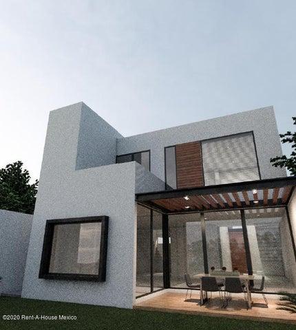 Casa Queretaro>El Marques>Zibata - Venta:3.650.000 Pesos - codigo: 20-3563