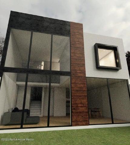 Casa Queretaro>El Marques>Zibata - Venta:3.150.000 Pesos - codigo: 20-3564
