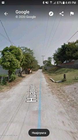 Terreno Morelos>Yautepec>Centro - Venta:140.000 Pesos - codigo: 21-105