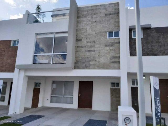 Casa Queretaro>El Marques>Zakia - Venta:3.188.041 Pesos - codigo: 21-159