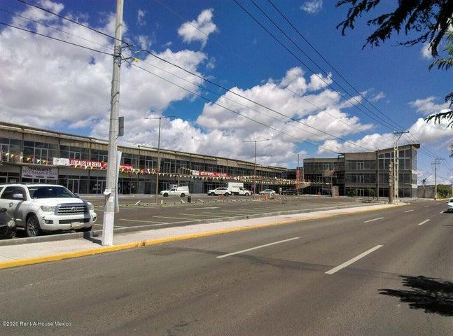 Bodega Queretaro>Corregidora>El Pueblito - Renta:23.185 Pesos - codigo: 21-164