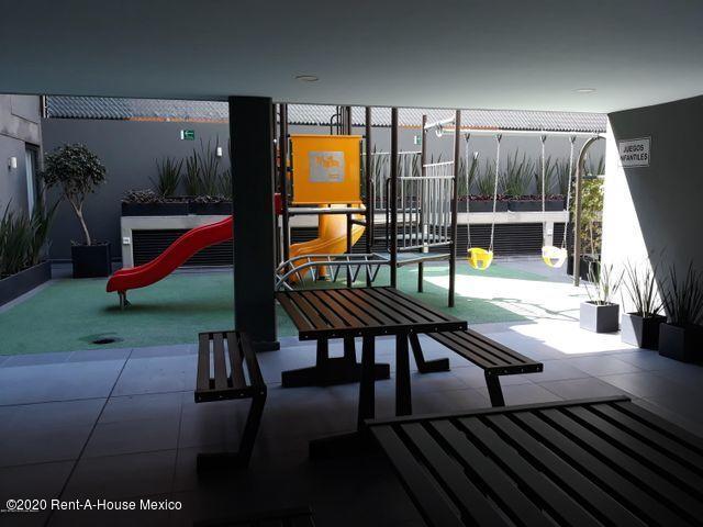 Departamento Distrito Federal>Cuauhtémoc>Santa Maria la Ribera - Renta:14.000 Pesos - codigo: 21-190