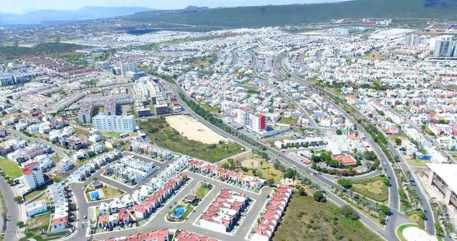 Terreno Queretaro>Queretaro>El Refugio - Venta:47.736.303 Pesos - codigo: 21-200