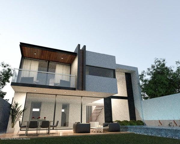 Casa Queretaro>El Marques>Zibata - Venta:6.950.000 Pesos - codigo: 21-215