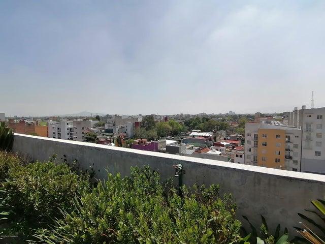 Departamento Distrito Federal>Benito Juárez>Ninos Heroes de Chapultepec - Renta:17.000 Pesos - codigo: 21-248